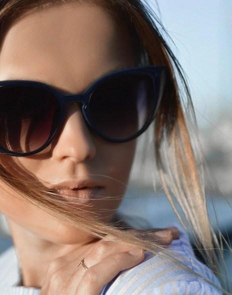 Los tipos de gafas de sol