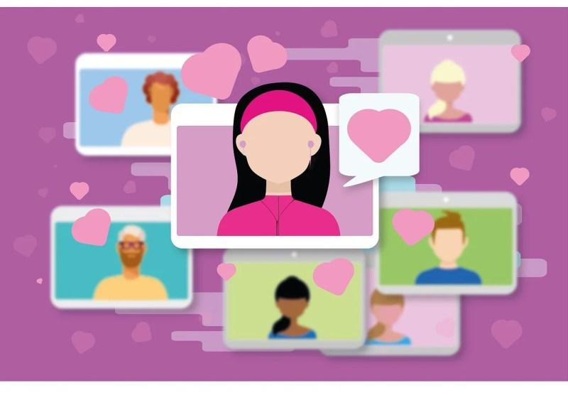 redes sociales influencer
