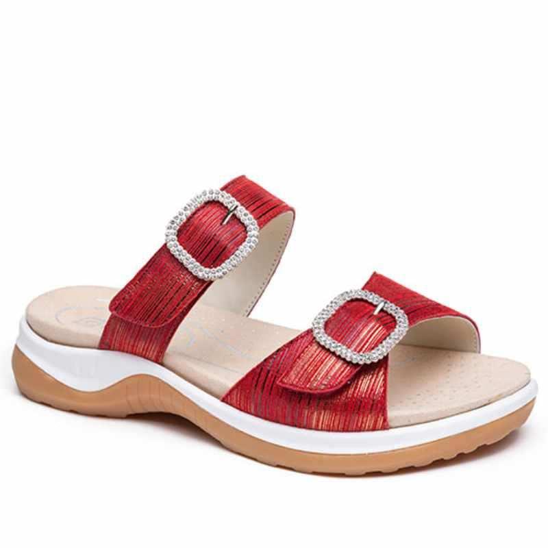 sandalias con plantillas
