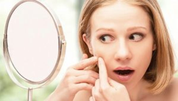 Effective acne skin care at home