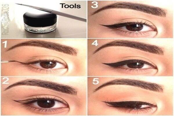 Hướng dẫn trang điểm mắt cho người mới bắt đầu