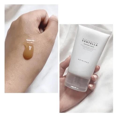 Kem dưỡng ẩm cho da hỗn hợp thiên dầu Skin1004 Madagascar Centella Cream với dạng gel