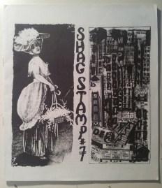 Shag Stamp #7 (1998)