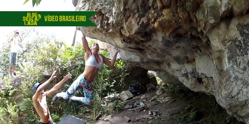 Boulder Missão – V7: Vídeo que é o retrato da escalada no planalto central
