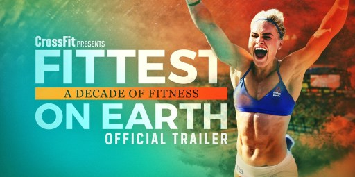 "Crítica do filme ""Fittest on Earth: A Decade of Fitness"""