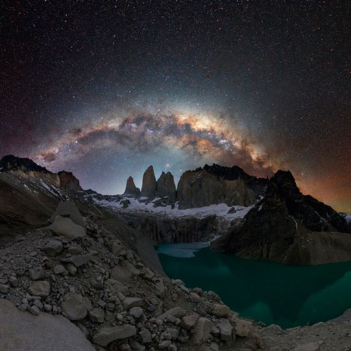 Concurso International de fotografia Earth & Sky Photo divulga melhores fotos outdoor de 2017