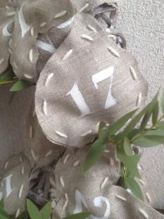 Tuto couture - Calendrier de l'Avent