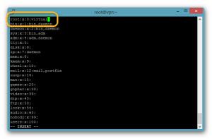 Crear usuario Linux - root
