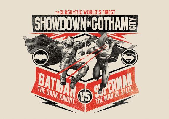 Concept art de Batman v Superman: El Amanecer de la Justicia (2016)