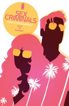 Portada de Sex Criminals #11
