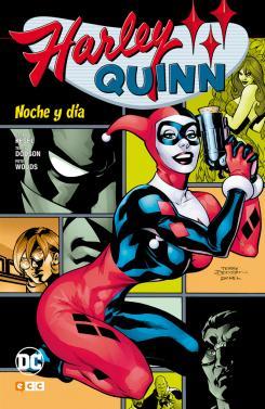 Portada de Harley Quinn: Noche y día