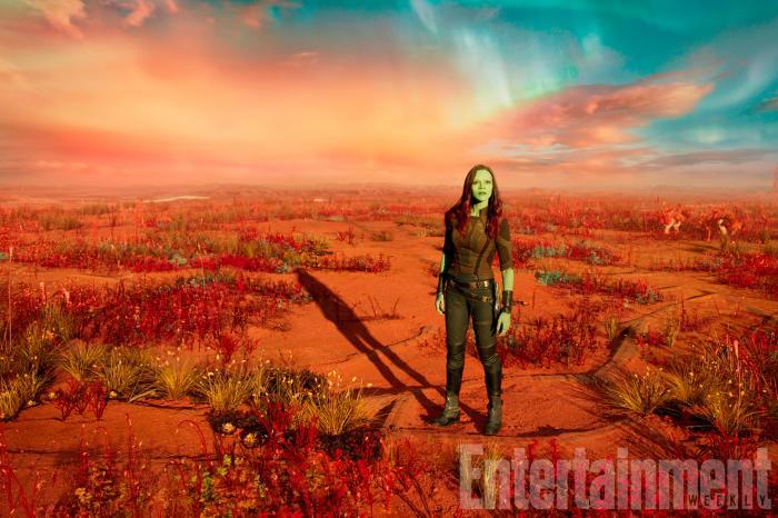Imagen de Guardianes de la Galaxia Vol. 2 en EW