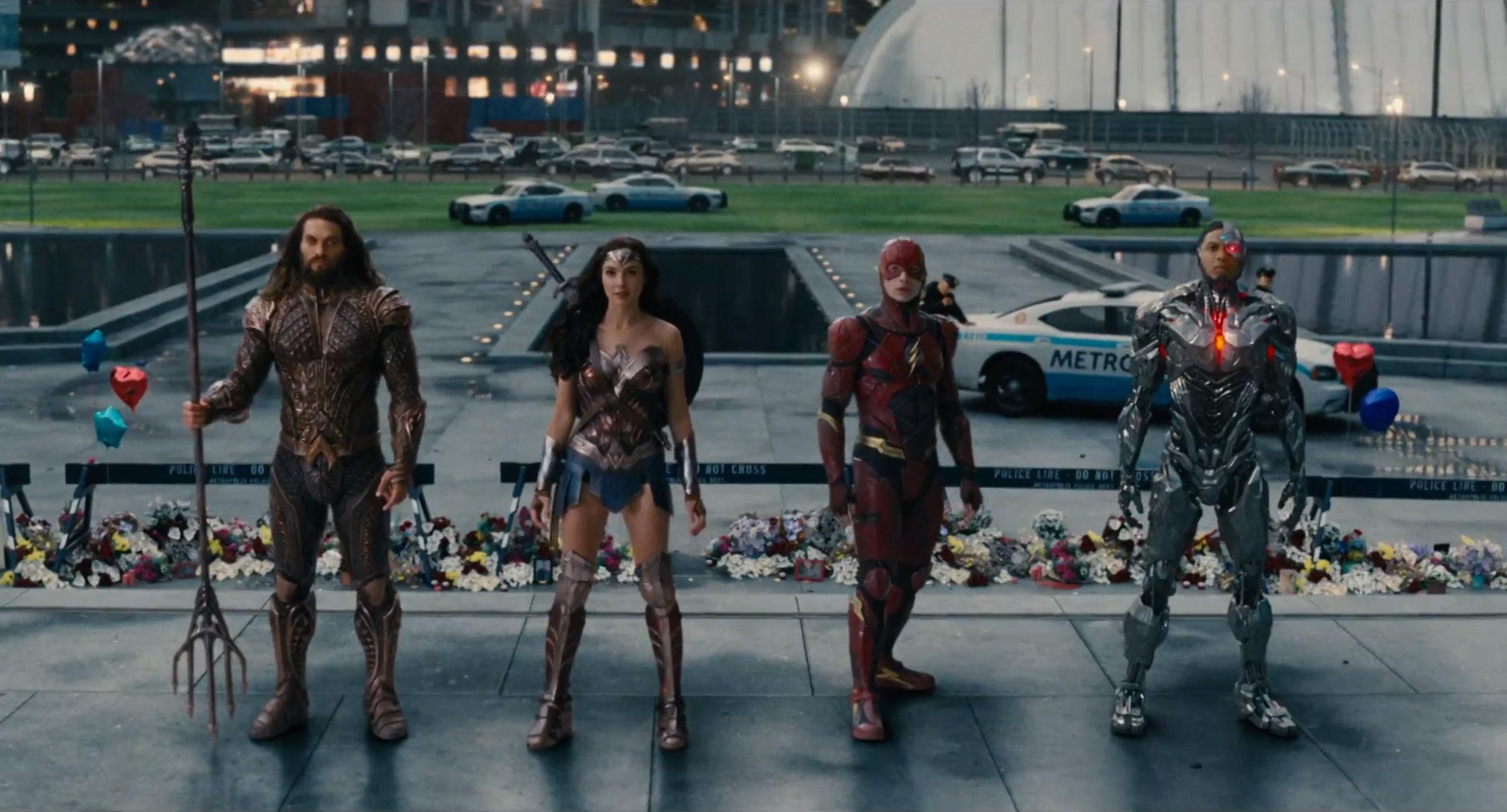 DC podría superar a MCU