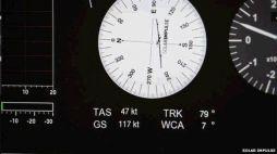 Viteza record 117 noduri - 216 kn/h