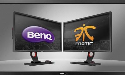 BenQ & Fnatic - nu e o joacă