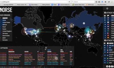 Hartă atacuri ciberetice