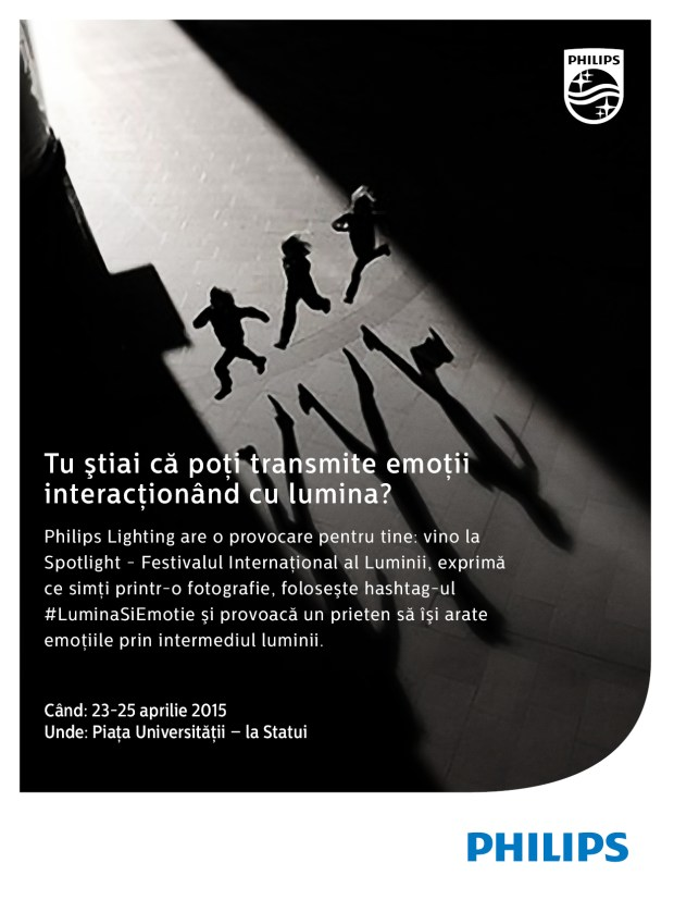 Spotlight Philips Lighting challenge
