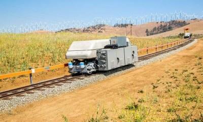 Stocarea energiei in trenuri