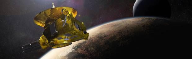 New Horizons se apropie de Pluto