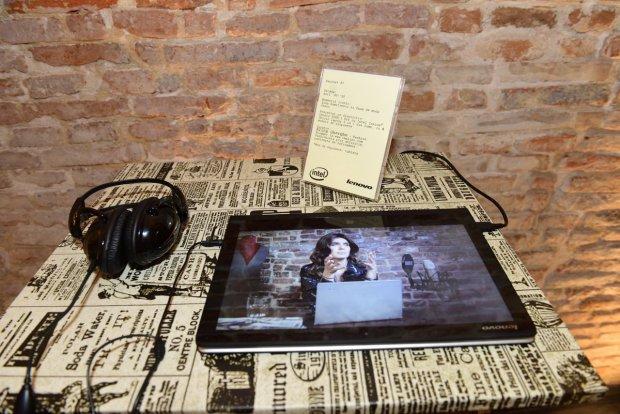 Alina Gherghe alinz.com Expo Intel & Lenovo RDW