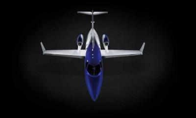 Honda produce avioane