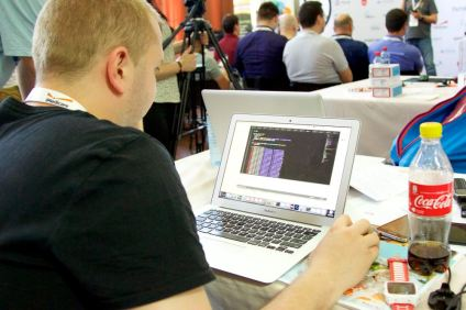 Coding..