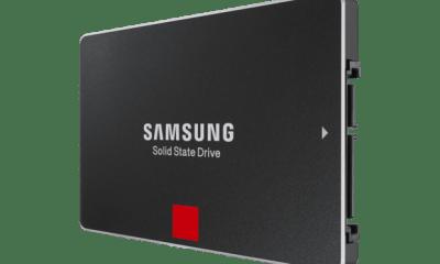 2TB SSD de la Samsung