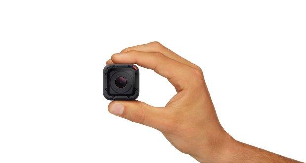 Cea mai mică cameră GoPro