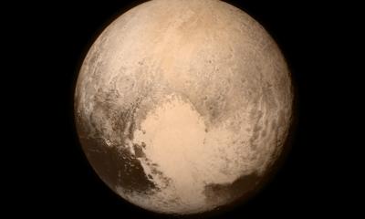 Pluto văzută de New Horizons