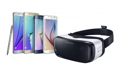 Samsung Gear VR si dispozitive Galaxy