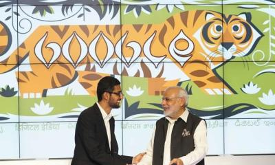 Google instaleaza WiFi gratuit in India