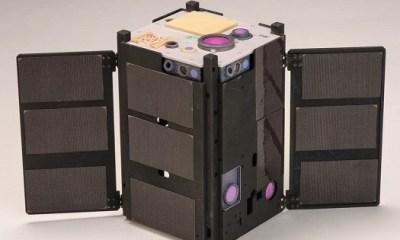 Comunicații laser pe orbita