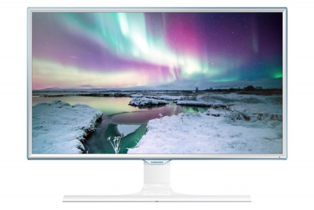 Samsung Curved Monitor (1)