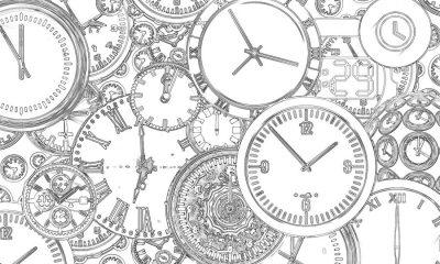 Time by Geralt at Pixabay