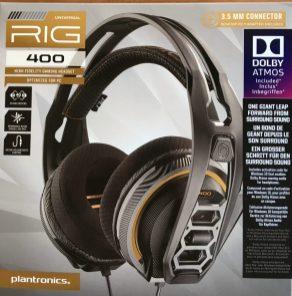 Plantronics RIG400