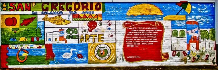 mural en San Gregorio de Polanco, Uruguay_25