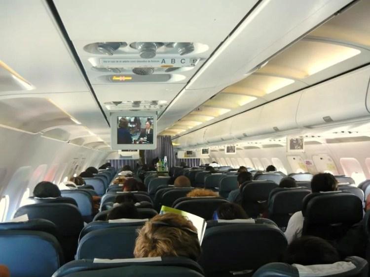En vuelo