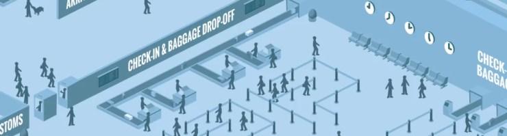 Aeropuertos, Big Data y control