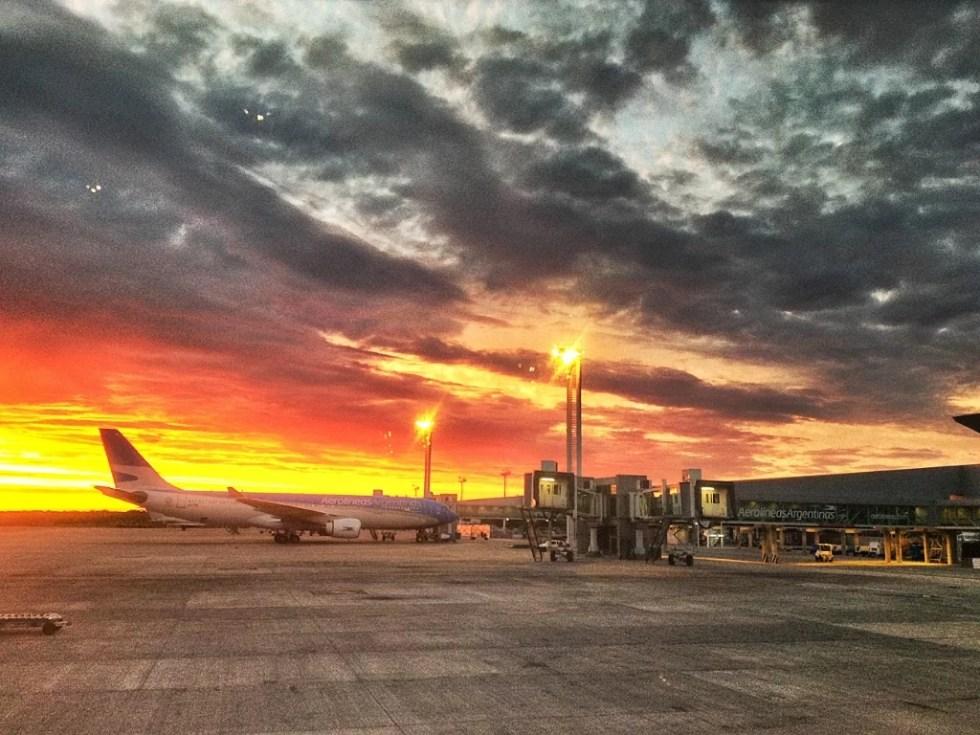 Notificaciones y aeropuertos