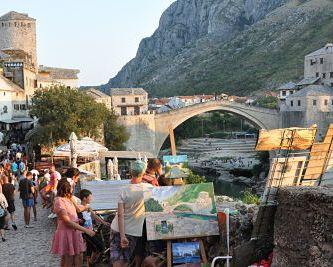 Que ver en una excursión a Mostar