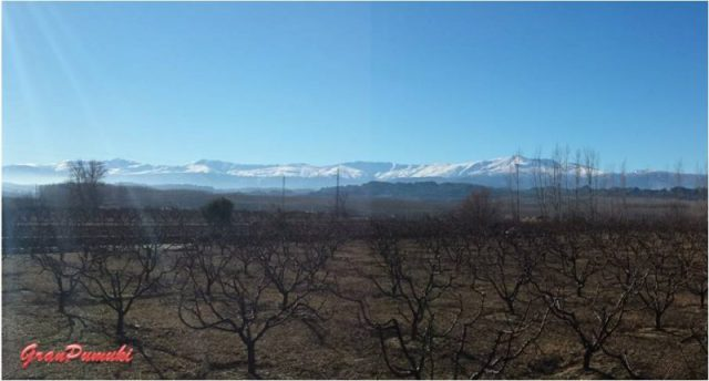Vistas de Sierra Nevada, Granada