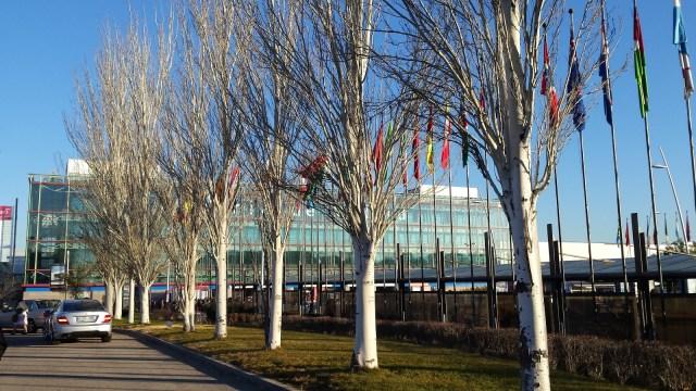 FITUR en la Feria de Madrid. Feria de viajes y turismo