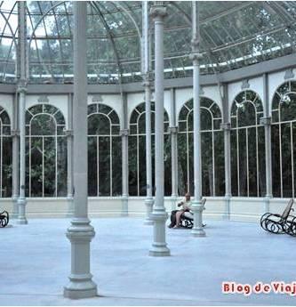 Palacio de Cristal del Retiro de Madrid