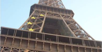 La Torre Eifell de París