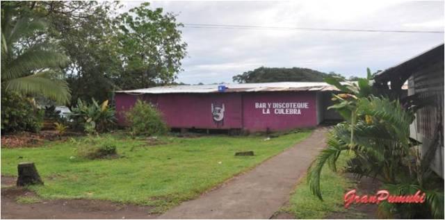 Discoteca en Tortuguero