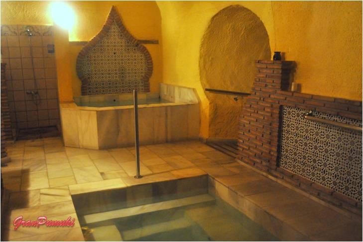 hamman en casa de turismo rural en Granada