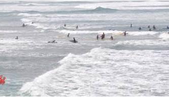 Hossegor, playas y surf en las Landas