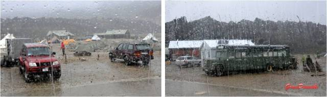 Campamento de Landmannalaugar
