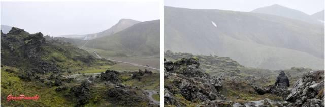 Senderos de Landmannalaugar