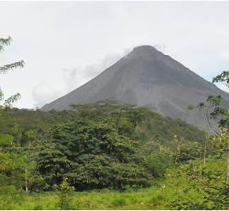 Escapada a La Fortuna y Volcán Arenal  en Costa Rica